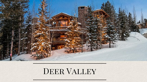 Deer Valley Homes and Condos for Sale