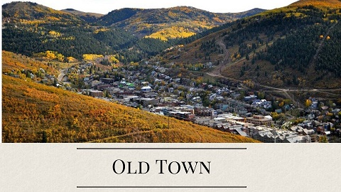 Old Town Park City Homes and Condos for Sale
