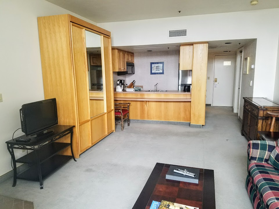 Resort Center Studio Condo for Sale