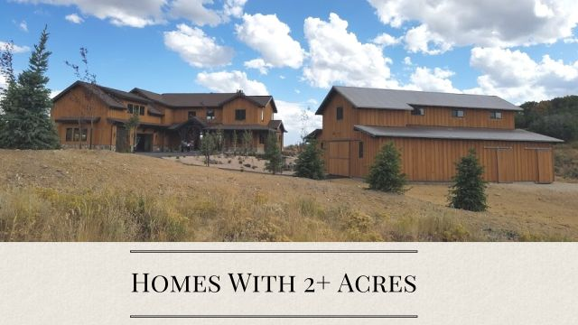 Park-City-Homes-For-Sale-With-Two-or-More-Acres