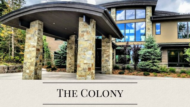 Colony at White Pine Canyon Homes for Sale