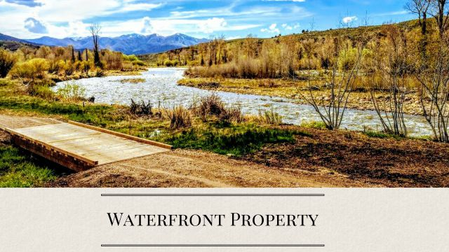 Park-City-Area-Waterfront-Properties