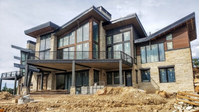 Deer Valley Newly Built Home