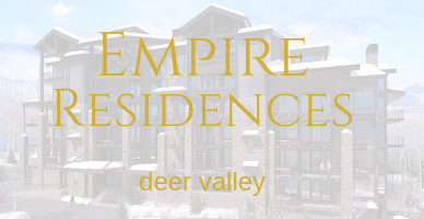 Empire Residences in Deer Valley