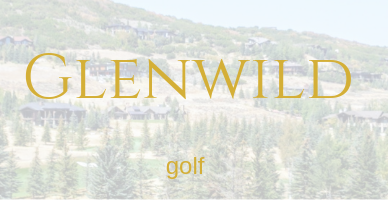 Glenwild Golf Real Estate