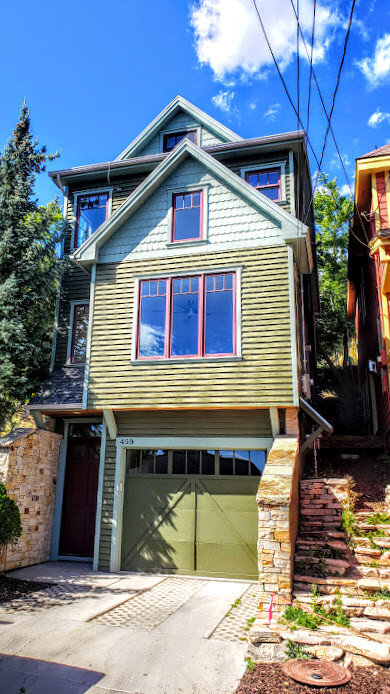 Old Town Park City Homes for Sale