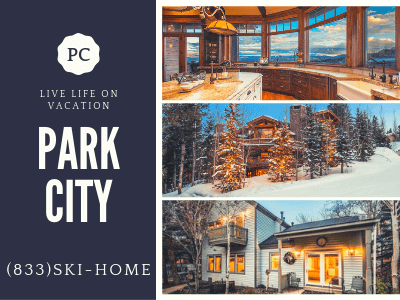 Park City Home Buying Guide - Three Homes