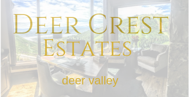 Deer Crest Real Estate in Park City, Utah