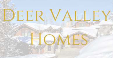 Homes for Sale in Deer Valley, Utah