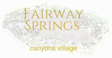 Fairway Springs Condos At The Canyons Village