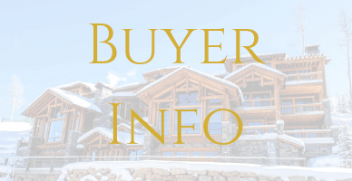 Buying a home or condo in Park City, Utah