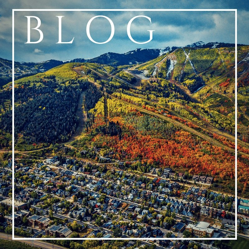 Derrik Carlson's Park City real estate blog