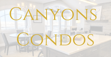 Condos for Sale in The Canyons Village