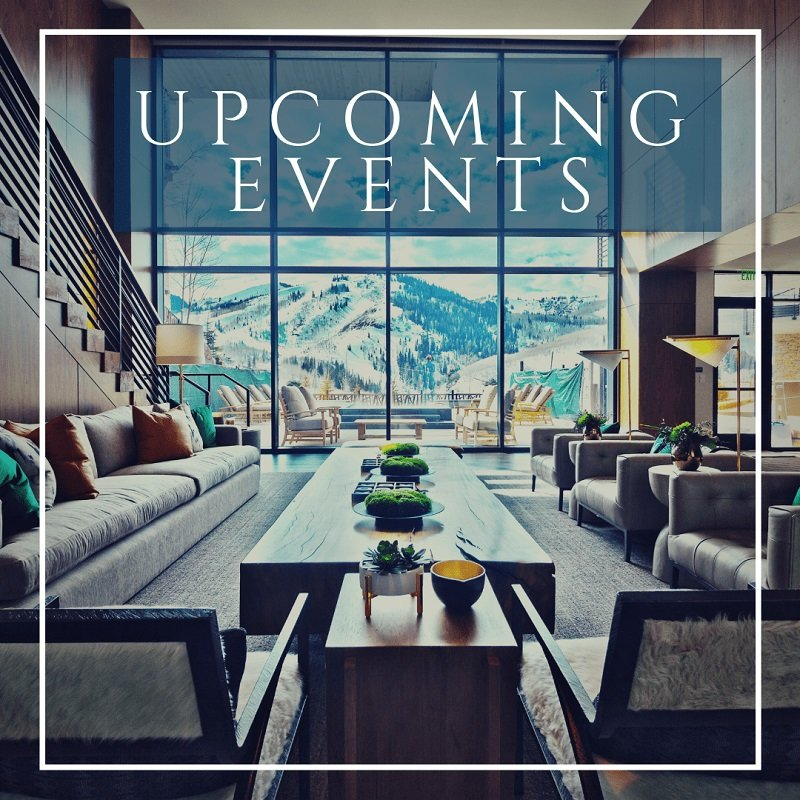 Upcoming Events in Park City